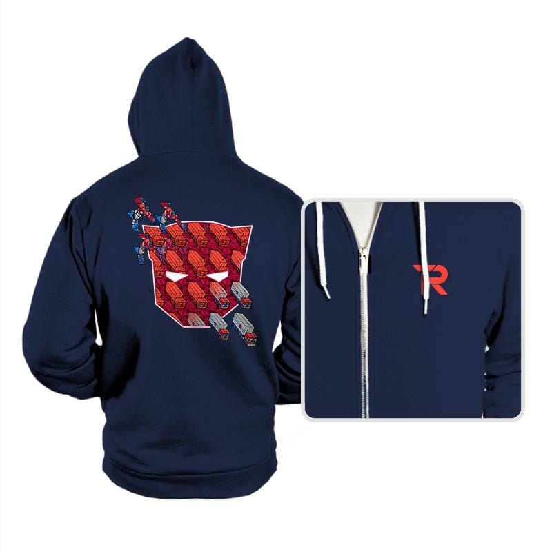 Tessellate, and Roll Out! - Hoodies - Hoodies - RIPT Apparel