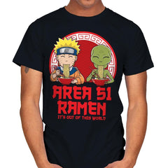 Area 51 Ramen - Mens - T-Shirts - RIPT Apparel
