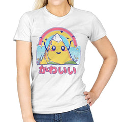 Mount Kawaii - Womens - T-Shirts - RIPT Apparel