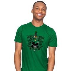 Viridis Draconis Monstrum - Zordwarts - Mens - T-Shirts - RIPT Apparel