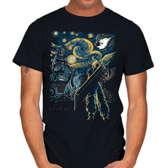 Starry Remake - Mens - T-Shirts - RIPT Apparel