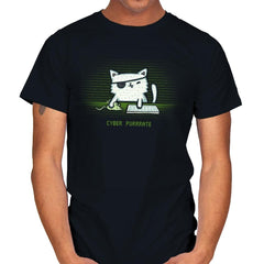 Cyber Puurate - Mens - T-Shirts - RIPT Apparel