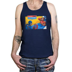 Hellicerrier The Game! Exclusive - Tanktop - Tanktop - RIPT Apparel