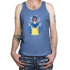 Princess of Man - Tanktop - Tanktop - RIPT Apparel