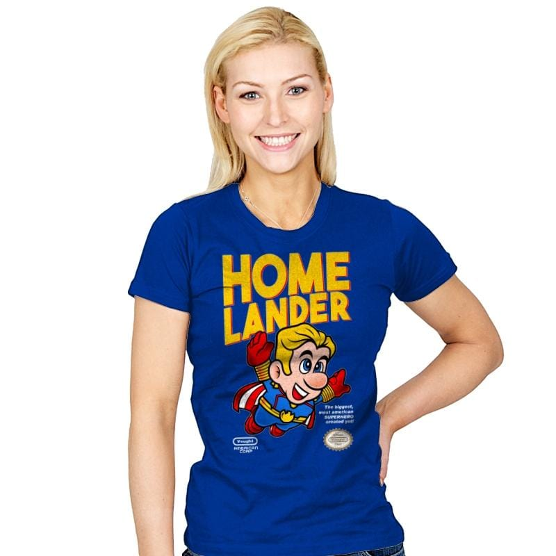 Superlander - Womens - T-Shirts - RIPT Apparel