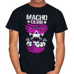 MACHO CLUB Exclusive - Mens - T-Shirts - RIPT Apparel