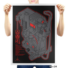 BP GB84 UNE - Prints - Posters - RIPT Apparel