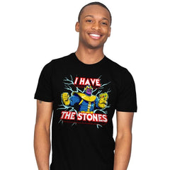 I have the Stones - Mens - T-Shirts - RIPT Apparel