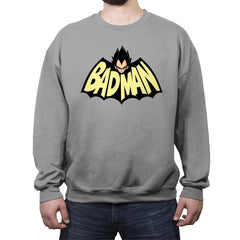 Badman - Crew Neck Sweatshirt - Crew Neck Sweatshirt - RIPT Apparel