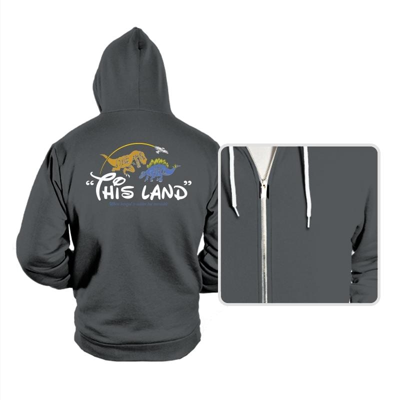 This(ney)land - Hoodies - Hoodies - RIPT Apparel