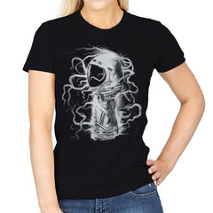 Terror In Deep Space - Womens - T-Shirts - RIPT Apparel