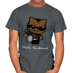 Hello Suckhead - Mens - T-Shirts - RIPT Apparel