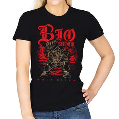 Big Holy Diver - Womens - T-Shirts - RIPT Apparel