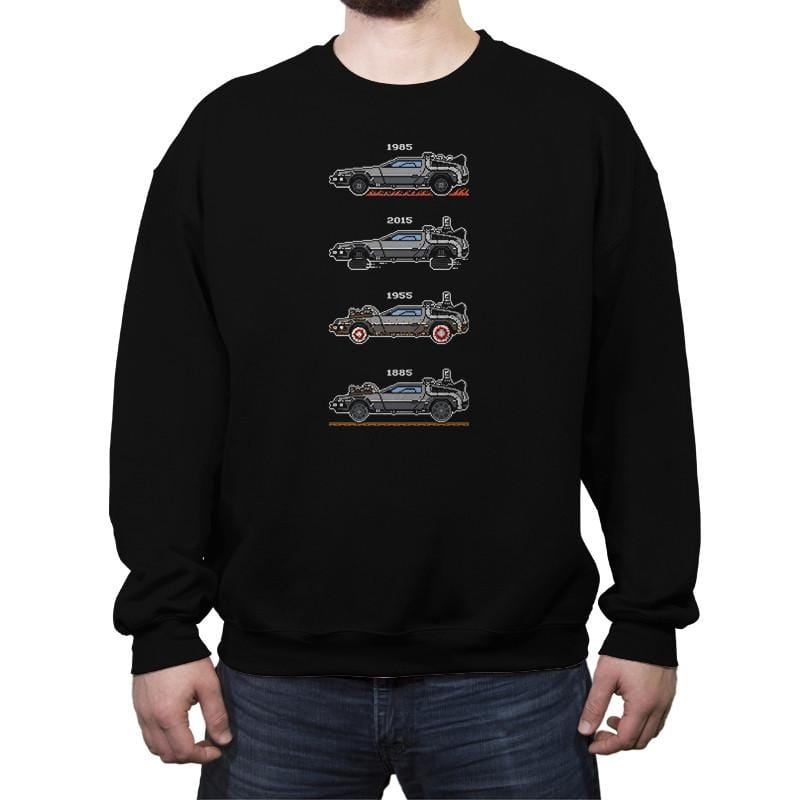 88 MPH - Crew Neck Sweatshirt - Crew Neck Sweatshirt - RIPT Apparel