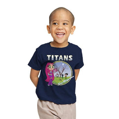 TITANS - Youth - T-Shirts - RIPT Apparel
