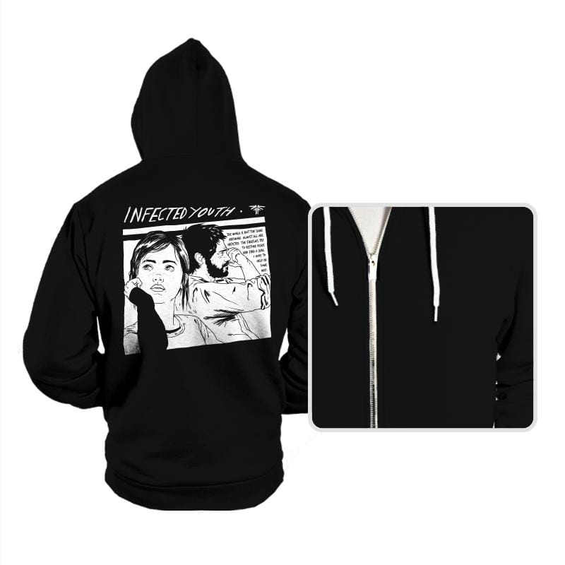 Infected Youth - Hoodies - Hoodies - RIPT Apparel