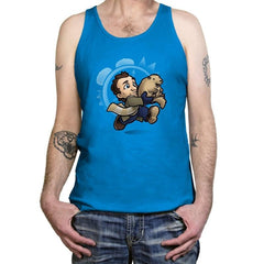 Super Groundhog Bros Exclusive - Tanktop - Tanktop - RIPT Apparel