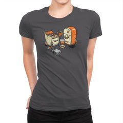 Drunk Kitchen - Womens Premium - T-Shirts - RIPT Apparel