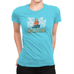 Sploosh! Exclusive - Womens Premium - T-Shirts - RIPT Apparel