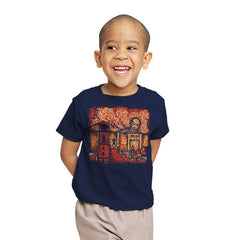 Starry Titan - Youth - T-Shirts - RIPT Apparel