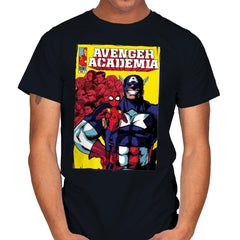 Avenger Academia - Anytime - Mens - T-Shirts - RIPT Apparel