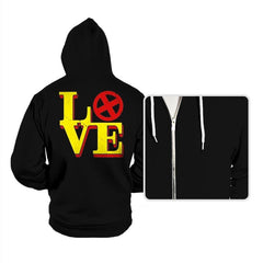 Mutant Love - Hoodies - Hoodies - RIPT Apparel