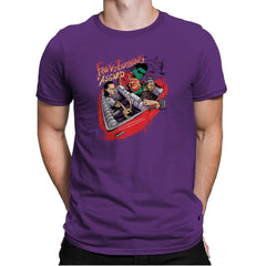 Fear and Loathing in Asgard Exclusive - Mens Premium - T-Shirts - RIPT Apparel