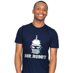 Mr. Robot - Mens - T-Shirts - RIPT Apparel