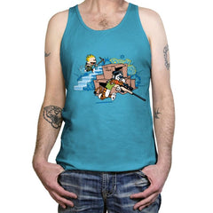 Fort Night - Tanktop - Tanktop - RIPT Apparel