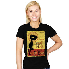 Tournée de Luci - Womens - T-Shirts - RIPT Apparel