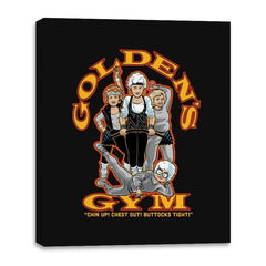 Golden's Gym - Canvas Wraps - Canvas Wraps - RIPT Apparel