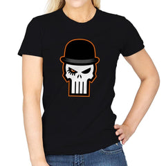 Ultra Violent Punisher - Womens - T-Shirts - RIPT Apparel