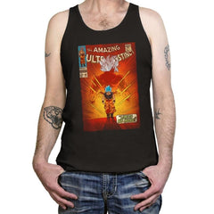 The Amazing Ultra-Instinct - Tanktop - Tanktop - RIPT Apparel