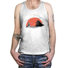 Sakura Showdown - Tanktop - Tanktop - RIPT Apparel