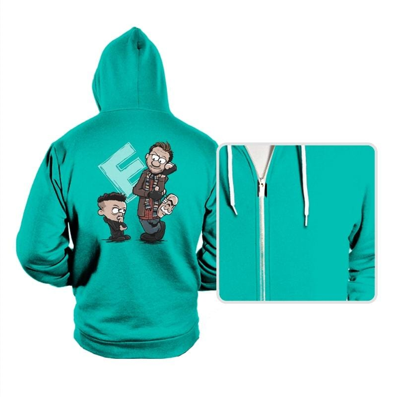 Elliot and Mr. Robbes - Hoodies - Hoodies - RIPT Apparel