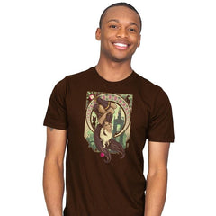 Gravity Poetry - Mens - T-Shirts - RIPT Apparel