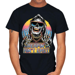 The Grim Rapper - Mens - T-Shirts - RIPT Apparel