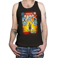 The Amazing Kaiba - Tanktop - Tanktop - RIPT Apparel