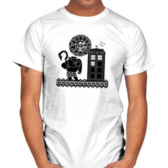 Maui Meets The Doctor Exclusive - Mens - T-Shirts - RIPT Apparel
