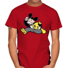 Mousopoly - Mens - T-Shirts - RIPT Apparel