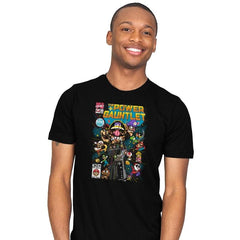 The Power Gauntlet Exclusive - Mens - T-Shirts - RIPT Apparel