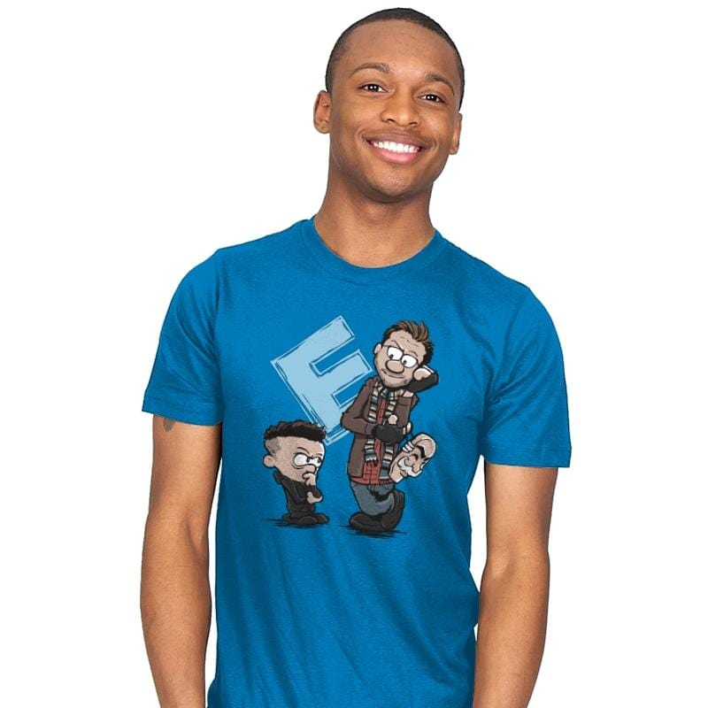 Elliot and Mr. Robbes - Mens - T-Shirts - RIPT Apparel