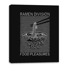 Ramen Division - Canvas Wraps - Canvas Wraps - RIPT Apparel