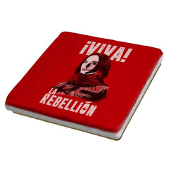 Viva La Rebellion - Coasters - Coasters - RIPT Apparel