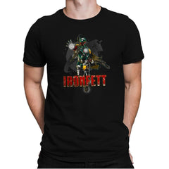 Iron Fett Exclusive - Mens Premium - T-Shirts - RIPT Apparel