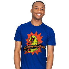 When Reptar Ruled The Babies - Mens - T-Shirts - RIPT Apparel
