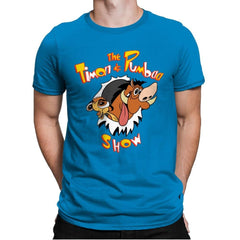 The Timon and Pumbaa Show - Mens Premium - T-Shirts - RIPT Apparel
