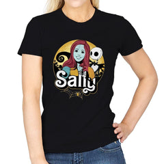 Sally - Anytime - Womens - T-Shirts - RIPT Apparel