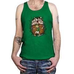 The Clucking Dead Exclusive - Tanktop - Tanktop - RIPT Apparel