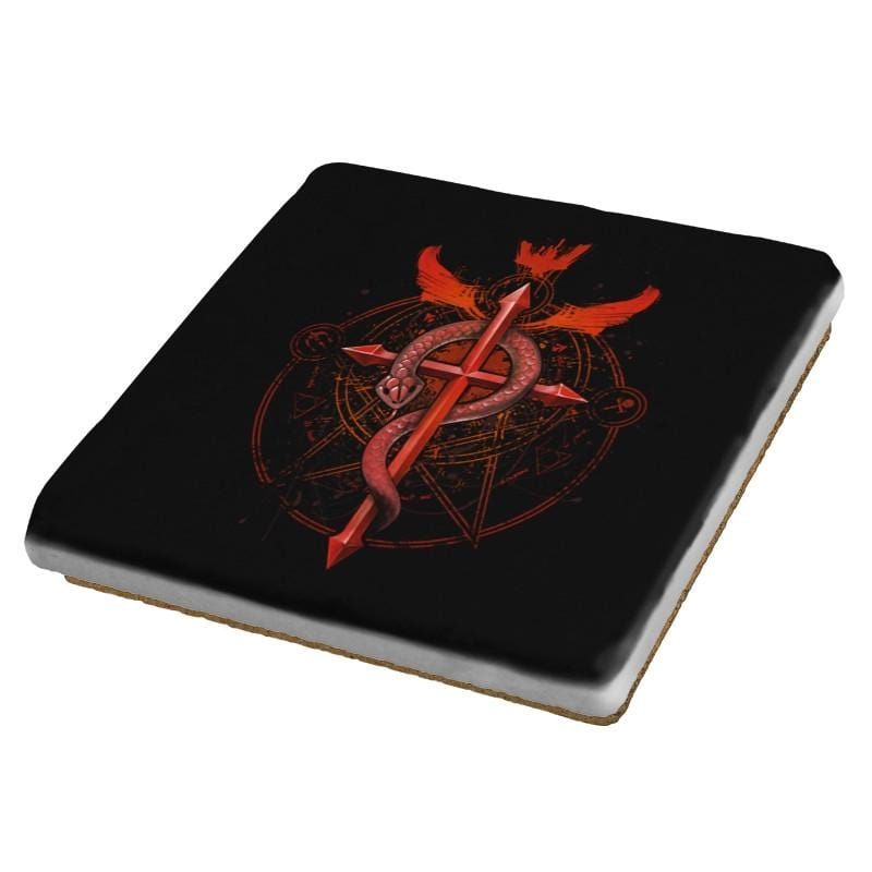 Student of Alchemy - Coasters - Coasters - RIPT Apparel